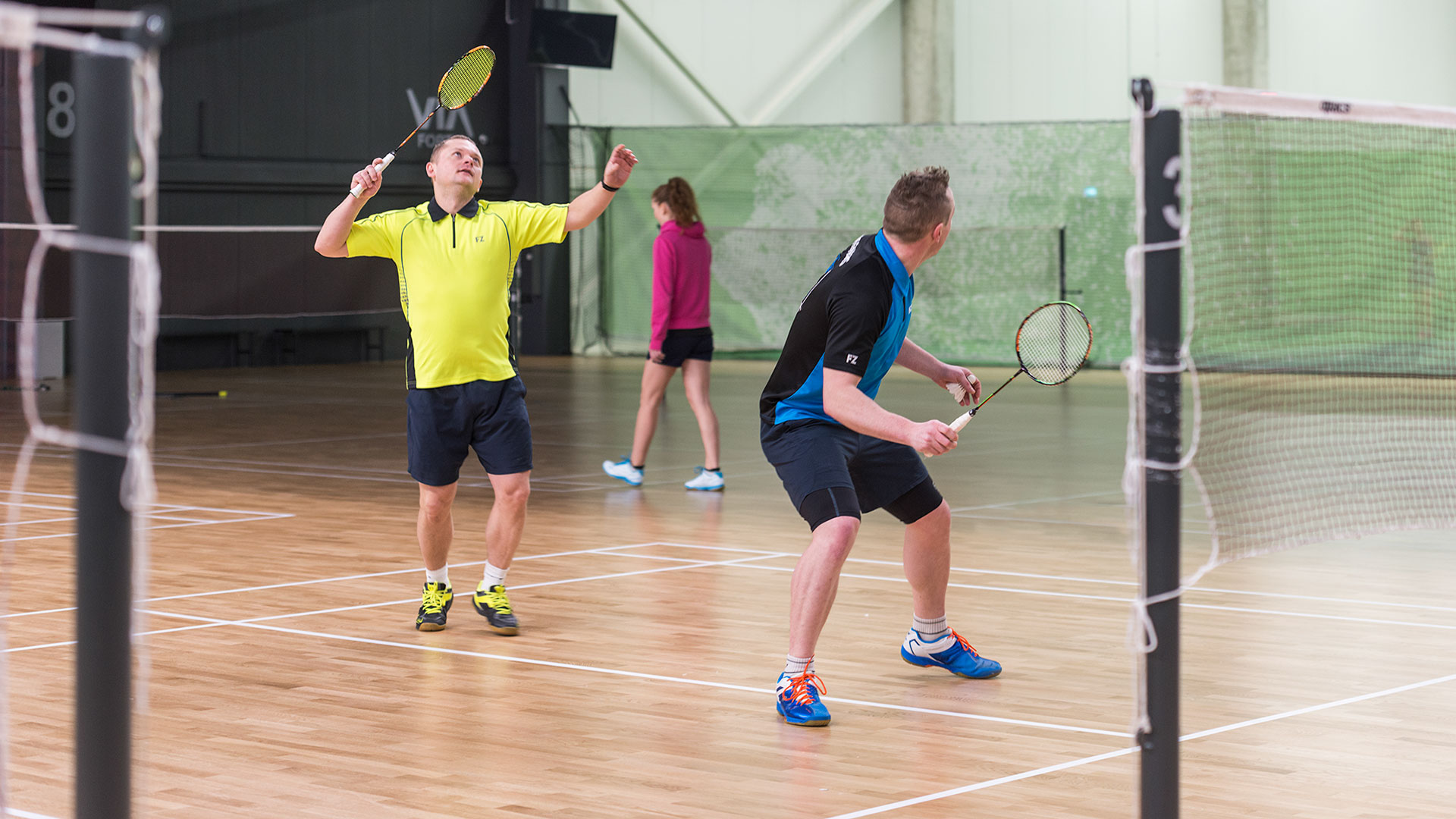 Capital Badminton Club (CBC)